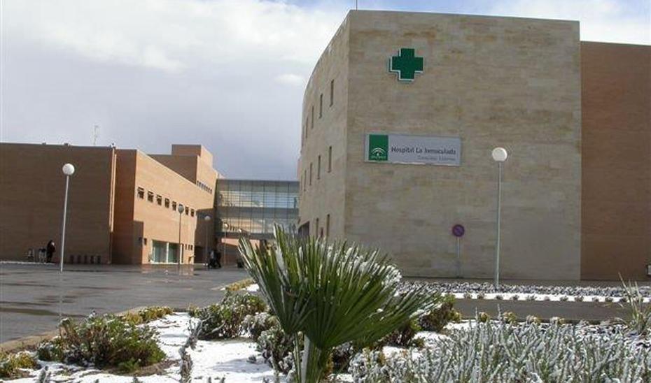 Hospital de La Inmaculada, en Huércal-Overa