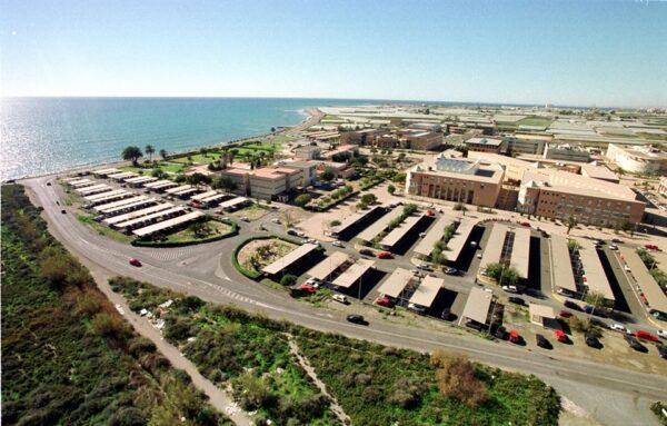 Universidad de Almería.