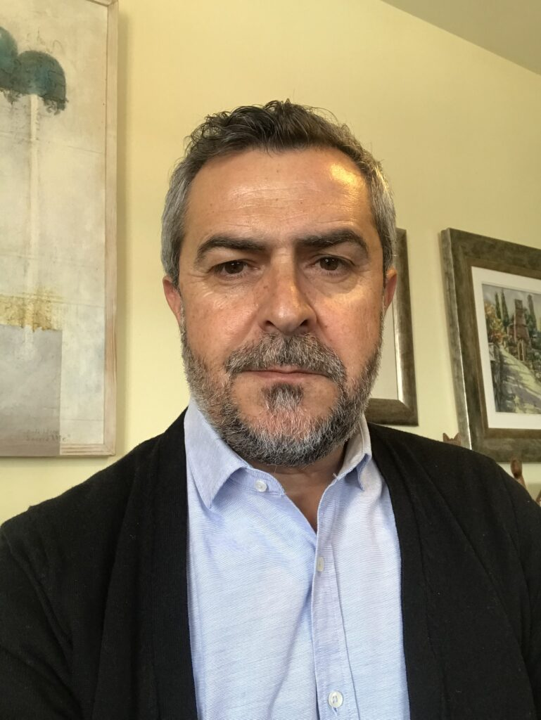 Juan Antonio Lorenzo Cazorla, portavoz del PSOE en la Diputación Provincial de Almería.