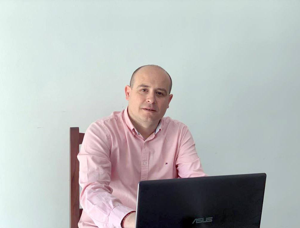 Antonio Martínez, senador del PSOE de Almería y secretario de Organización de los socialistas almerienses.