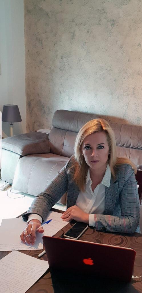 Teresa Piqueras Valarino, portavoz del PSOE en el Ayuntamiento de Adra.