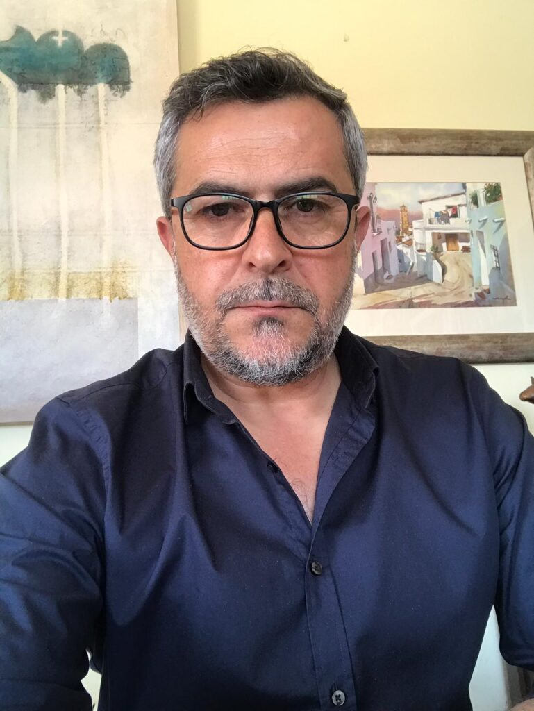 Juan Antonio Lorenzo Cazorla, portavoz del Grupo Socialista en la Diputación Provincial de Almería.