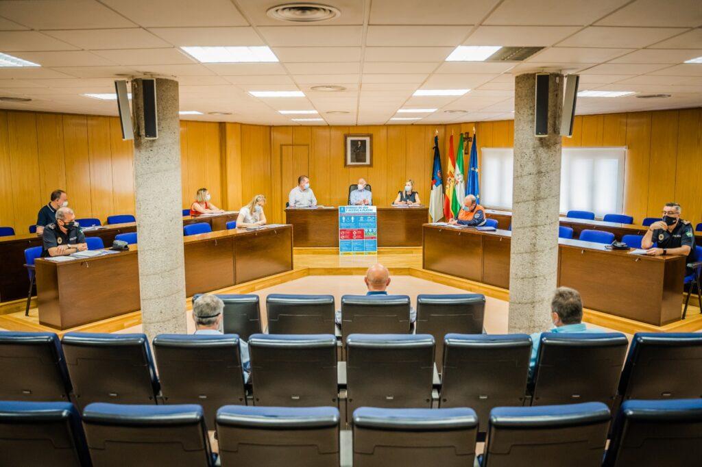 reunion ente gestor Roquetas de Mar