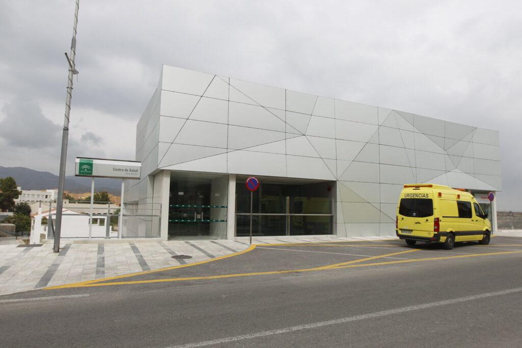 Centro de salud de Olula del Río