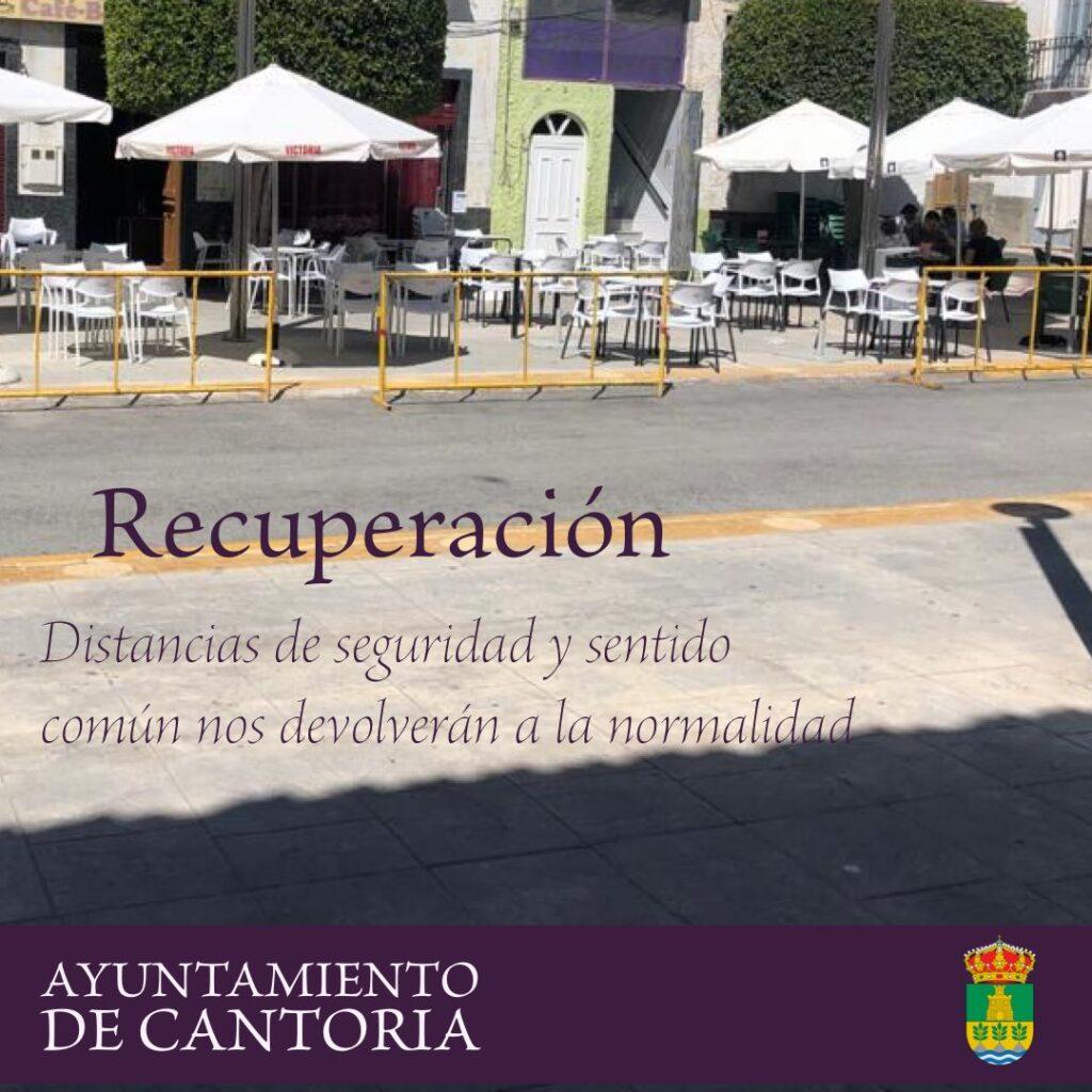 Ilustración del Ayuntamiento de Cantoria