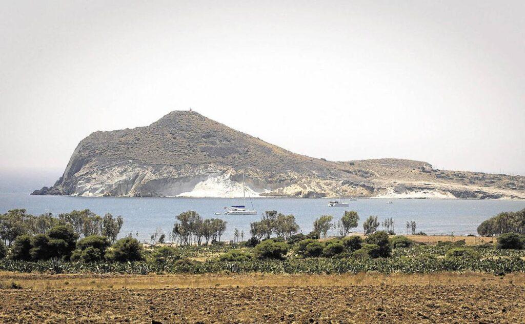 Playa Genoveses en Cabo de Gata Níjar