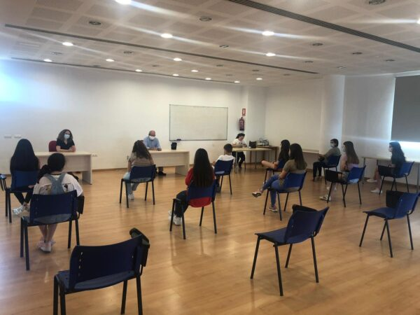 consejo de la Infancia y la Adolescencia en Vícar