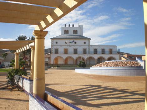 Huércal de Almería es uno de los municipios afectados.