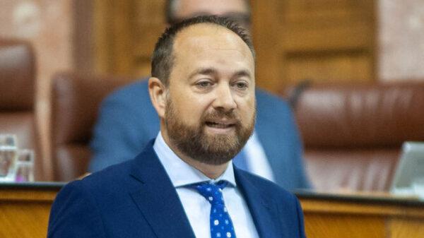 Ramón Herrera, diputado autonómico del PP de Almería