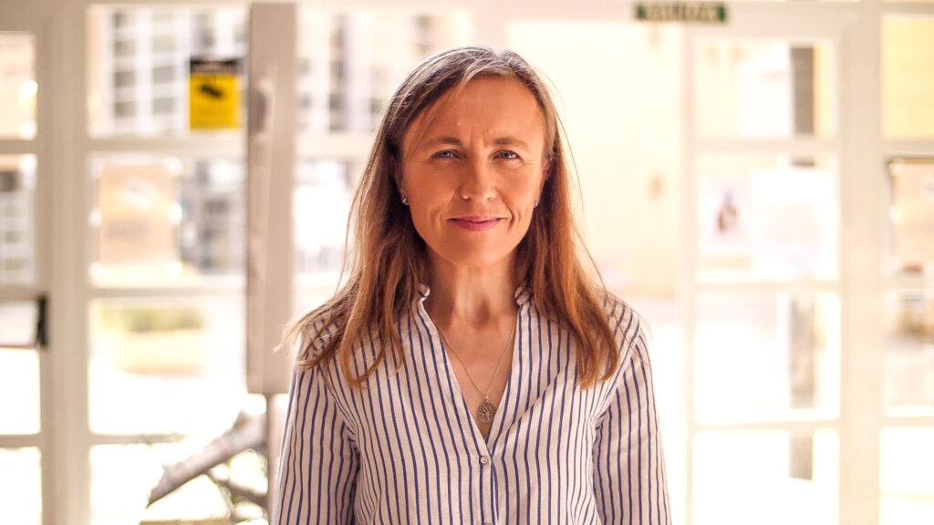 Francisca Fernández, portavoz del PSOE en el Ayuntamiento de Huércal-Overa
