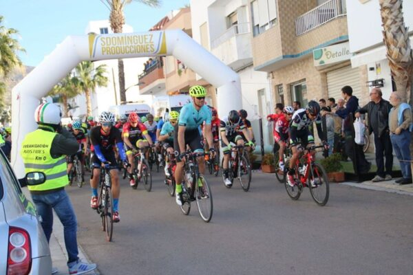 Edición anterior de la Vuelta a Almería