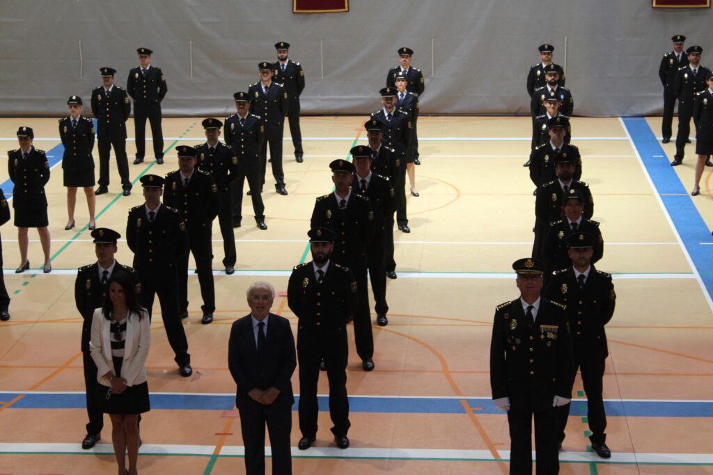 Subdelegado 34 promoción Policía Nacional