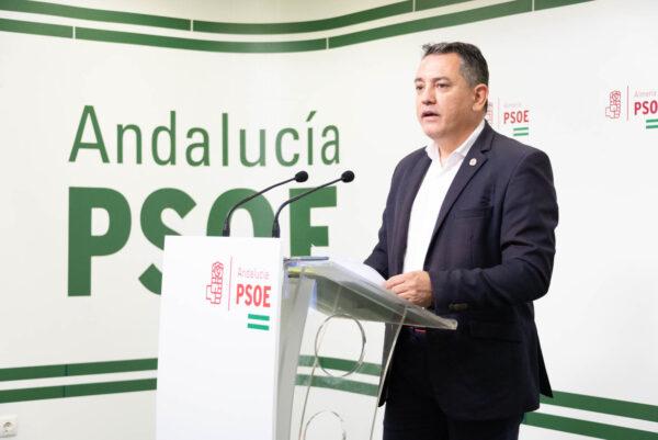 Indalecio Gutiérrez, diputado nacional del PSOE de Almería