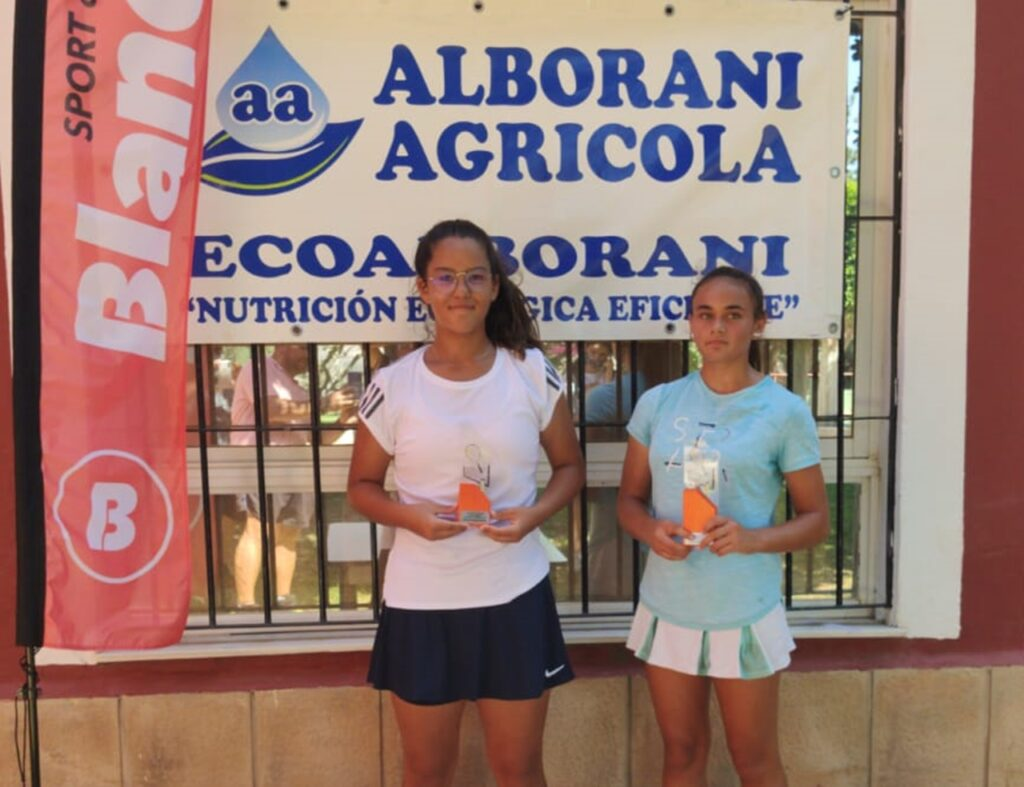 La roquetera Andrea Trifan repitió como ganadora en alevín femenino
