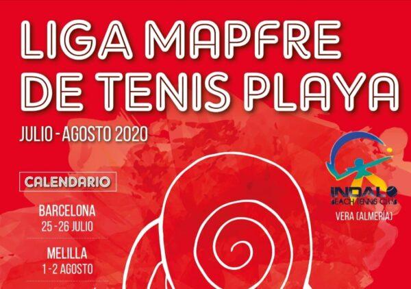 Liga Mapfre de tenis playa