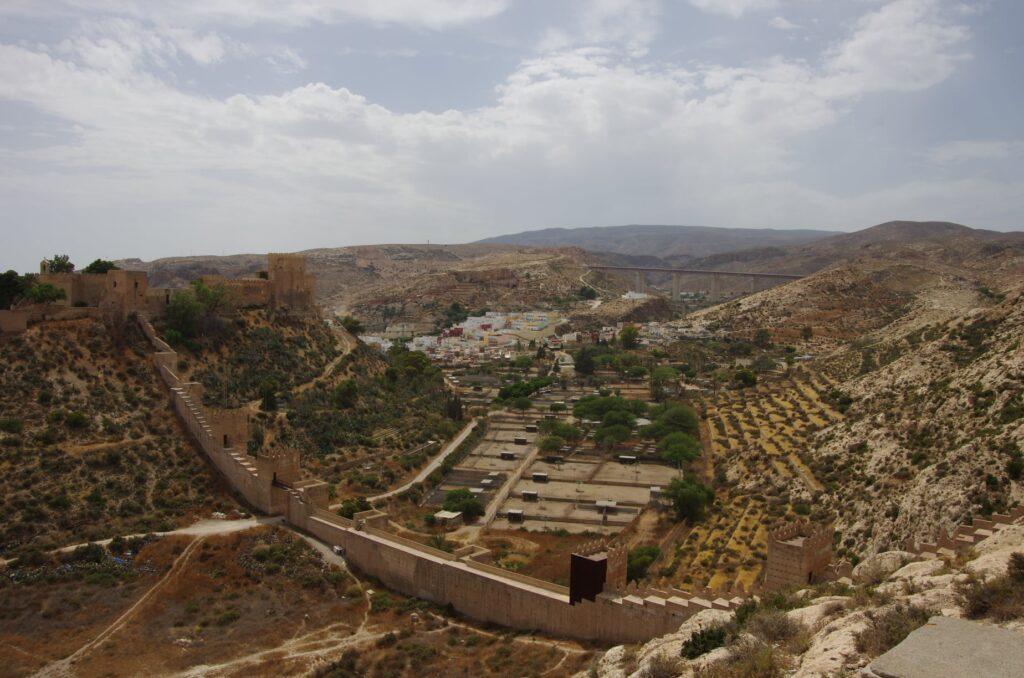 Paraje de La Hoya en Almería