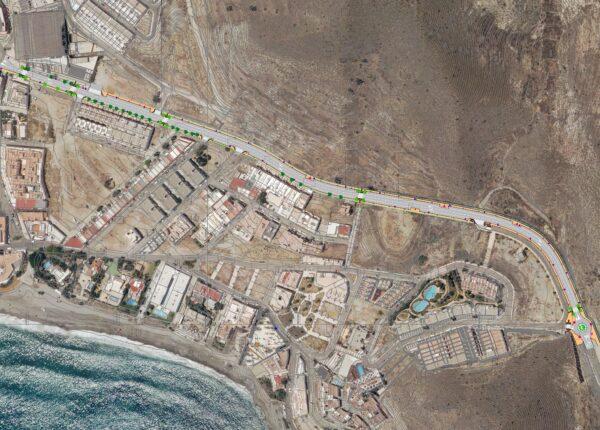 Proyecto Remodelación Avenida de Garrucha