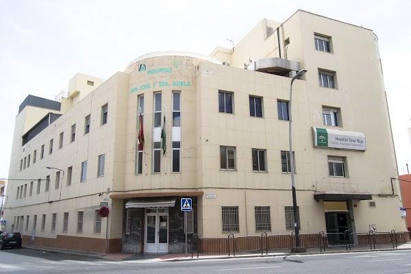 Hospital de la Cruz Roja, en la capital almeriense