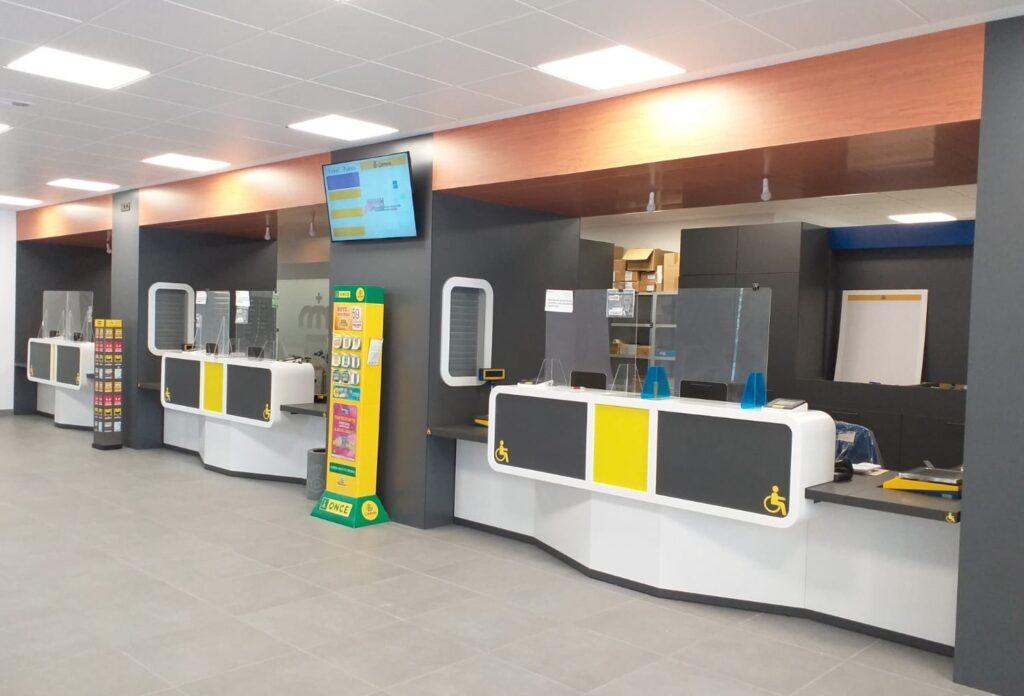 Nueva oficina de Correos en El Ejido