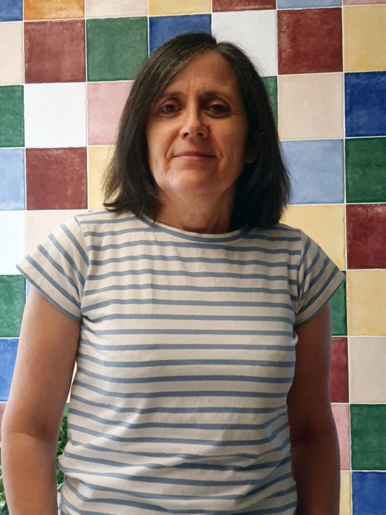 María Pérez Pérez, portavoz del PSOE en el Ayuntamiento de Vélez-Rubio.