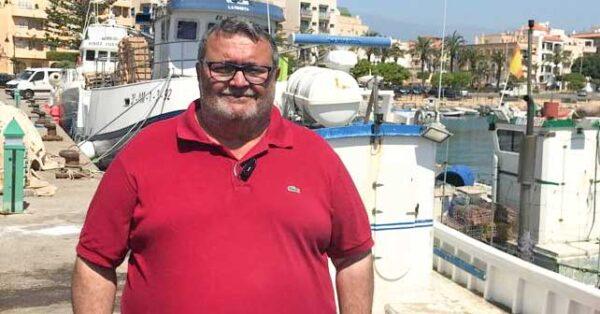 Manolo García, portavoz del Grupo Municipal Socialista en el Ayuntamiento de Roquetas de Mar.