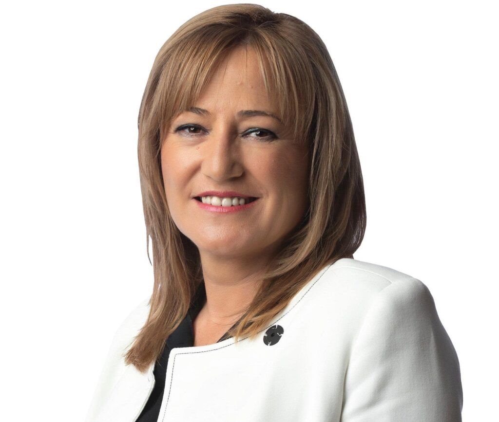 Esdperanza Pérez Felices, alcaldesa de Níjar.