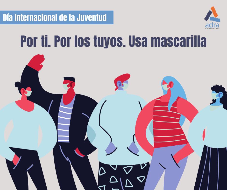 Campaña Día de la Juventud, Ayuntamiento de Adra