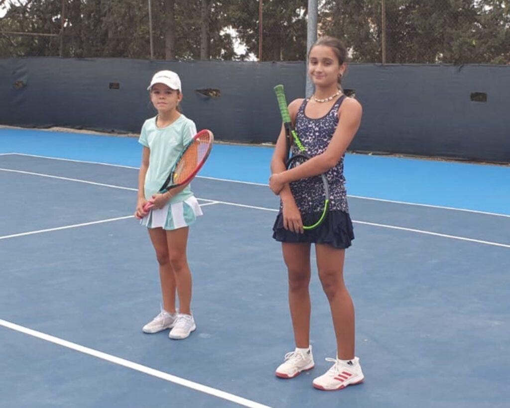 Andrea Trifan, ganadora de un torneo en Granada