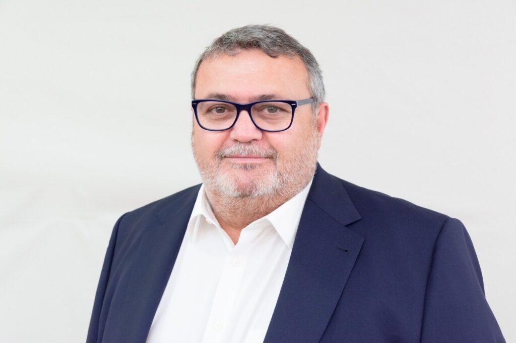 Manolo García, secretario general del PSOE de Roquetas de Mar