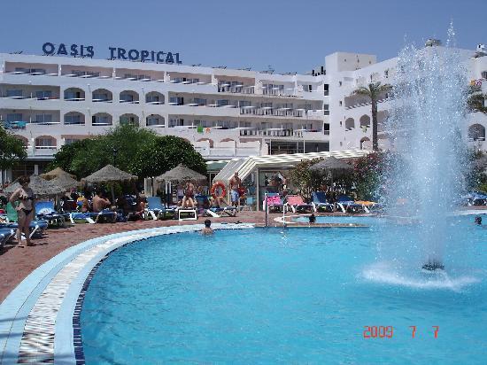 Hotel almeriense.