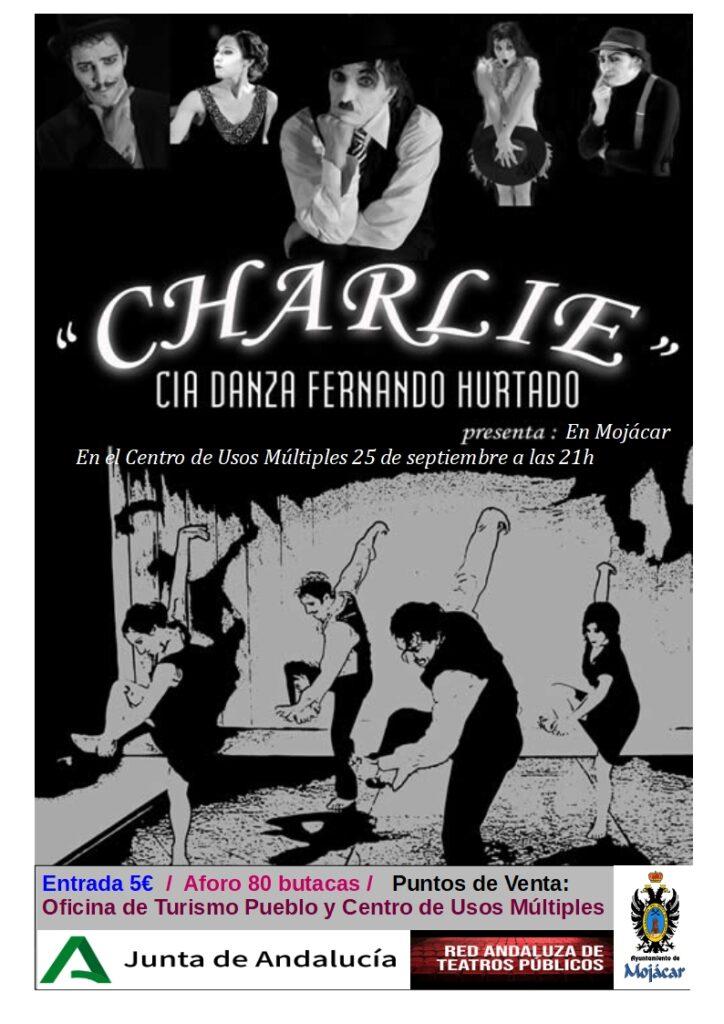 Espectáculo Charlie