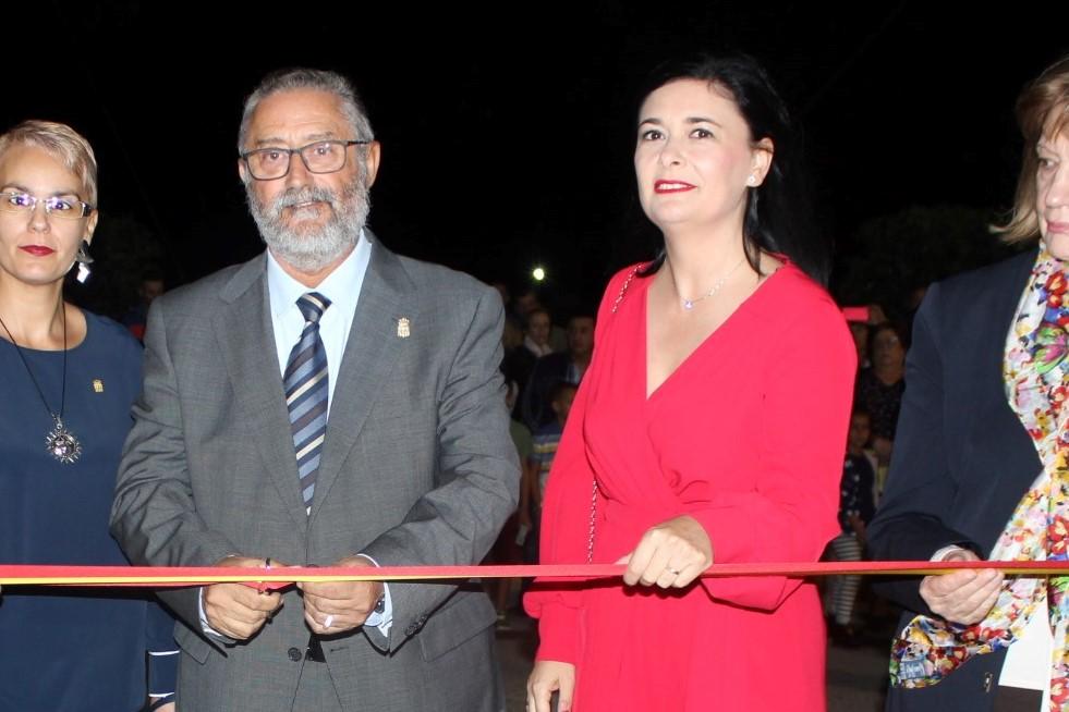 Francisco Torrecillas y María Dolores Fiñana