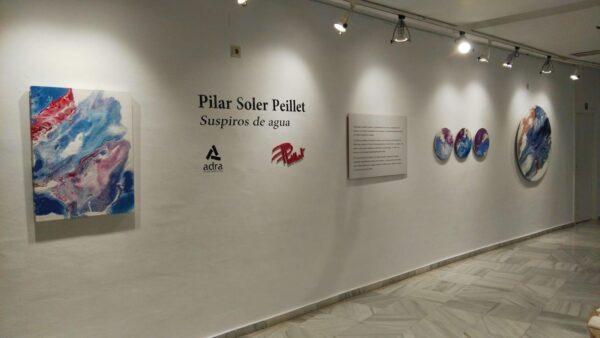 Exposición 'Suspiros de agua en época de la Covid-19'
