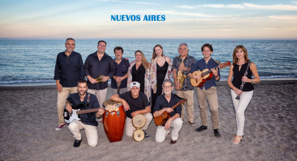 Grupo Musical Nuevos Aires