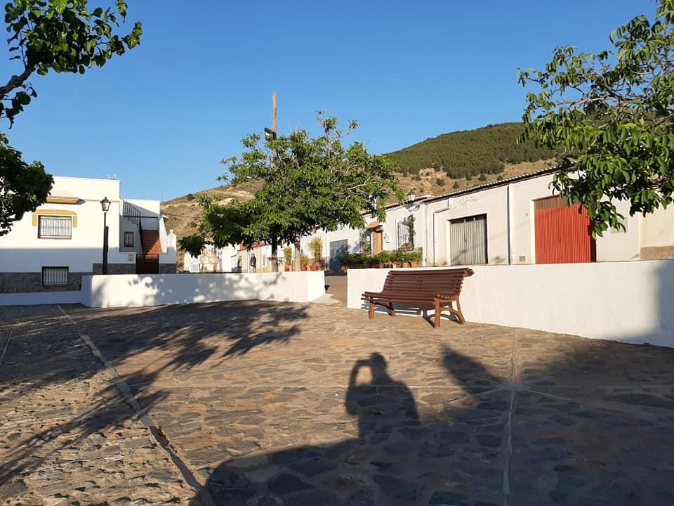Uno de los rincones del municipio de Fondón