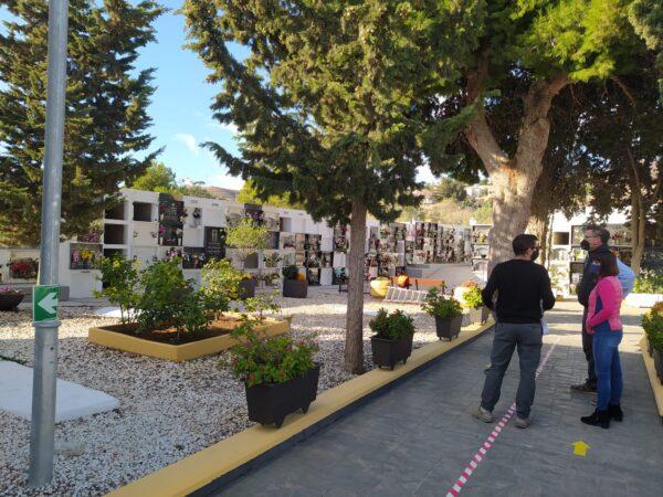 Cementerio de Huércal de Almería