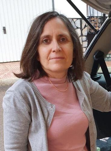 María Pérez Pérez, portavoz del PSOE en Vélez-Rubio.