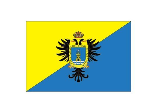Bandera de Mojácar.