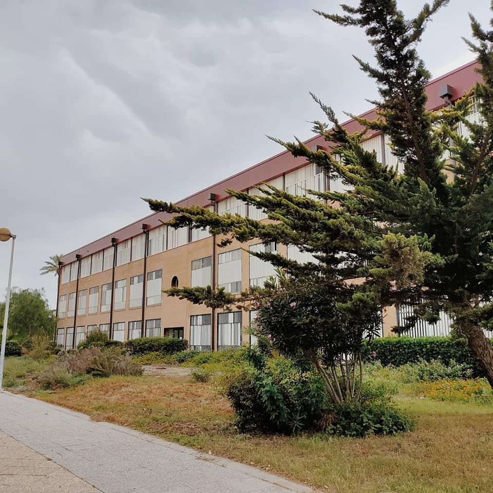 Campus de la Universidad de Almería.