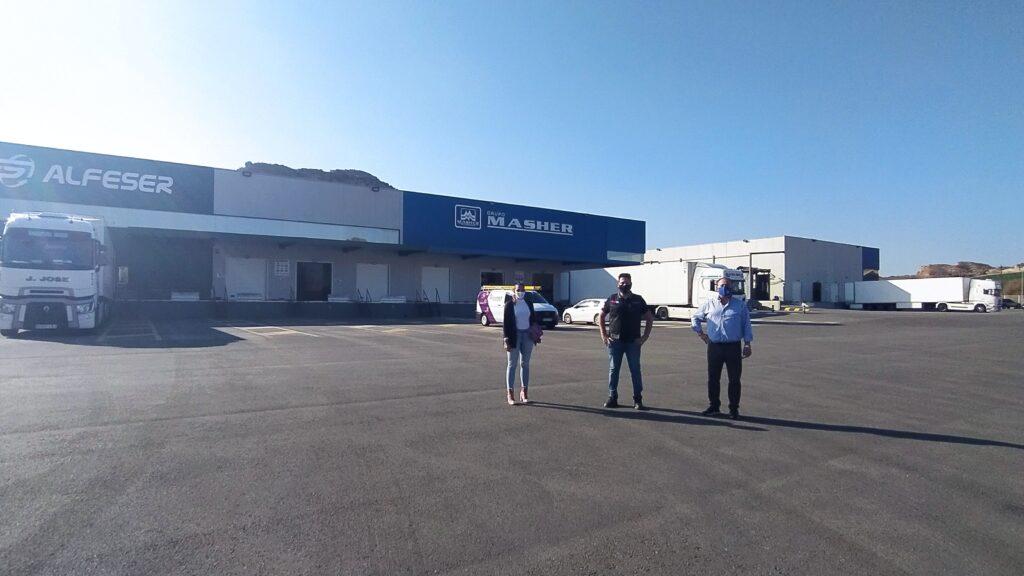 Polígono Industrial Valle del Almanzora.