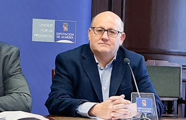 Antonio Gutiérrez, diputado provincial del PSOE de Almería