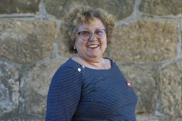 Antonia Contreras, portavoz del PSOE en el Ayuntamiento de Gérgal