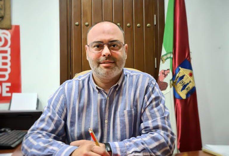 Francisco Utrera, concejal del PSOE en el Ayuntamiento de Adra