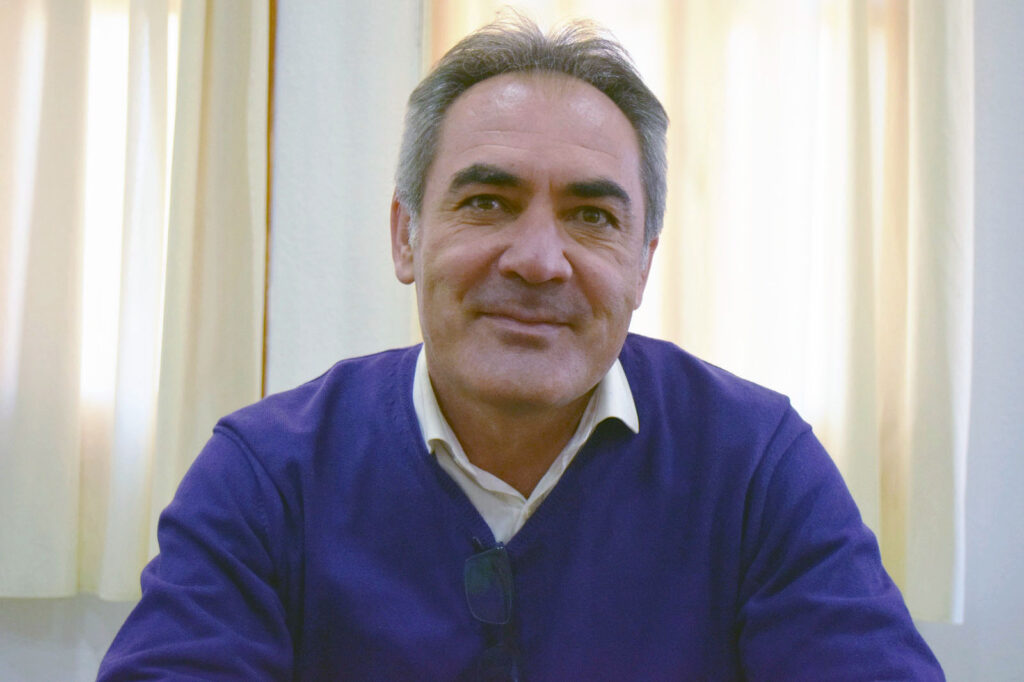 Marcelo López, diputado provincial del PSOE de Almería
