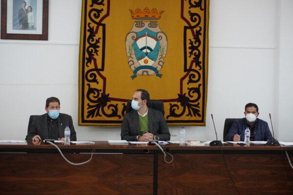Pedro López y José Luis Amérigo