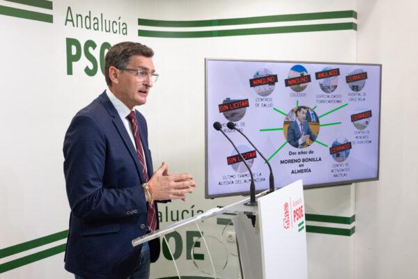 José Luis Sánchez Teruel, en rueda de prensa
