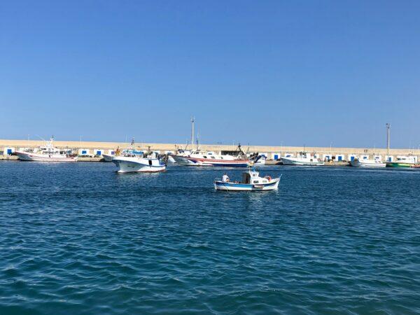 Puerto Pesquero Carboneras
