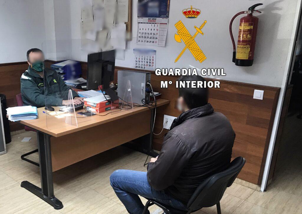 Recogida denuncias Huercal Almeria