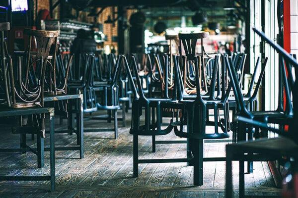 La hostelería vuelve a ser uno de los sectores más afectados por las nuevas restricciones