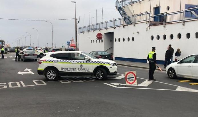 Campaña Policía Local control ciclistas 1-7 marzo